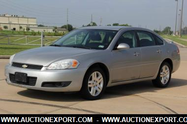2008 chevrolet impala sedan 4 doors for sale at auctionexport. Black Bedroom Furniture Sets. Home Design Ideas
