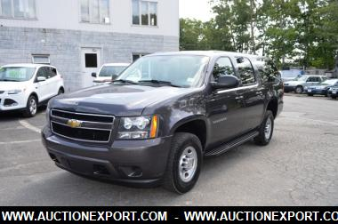 & 2011 CHEVROLET SUBURBAN SUV 4 Doors @ $ 16800 ON AUCTION EXPORT