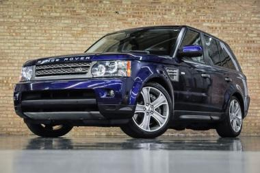2010 land rover range rover sport supercharged sport utility 4 door for sale auctionexport. Black Bedroom Furniture Sets. Home Design Ideas