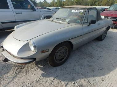 ALFA ROMEO SPIDER Car For Sale AuctionExport - Alfa romeo spider 1974 for sale