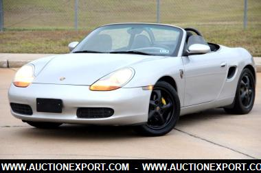 1999 porsche boxster convertible 2 doors car for sale 7 495 on auctionexport. Black Bedroom Furniture Sets. Home Design Ideas