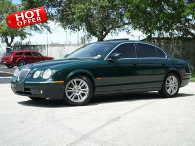 2005 jaguar s type sedan 4 door car for sale auctionexport. Black Bedroom Furniture Sets. Home Design Ideas