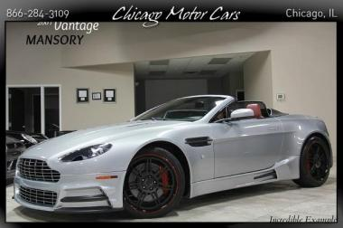 2007 Aston Martin Vantage Roadster Convertiblecar For Sale At