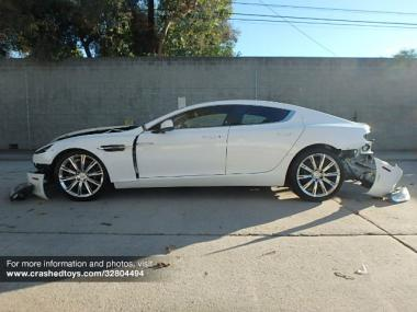 ASTON MARTIN RAPIDE Car For Sale At AuctionExport - Aston martin rapide for sale