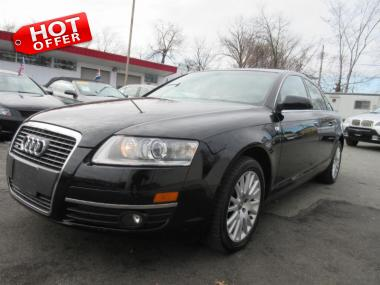 2007 AUDI A6 4.2 WITH TIPTRONIC SEDAN 4 Door Car For Sale On ...