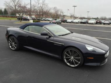 2012 Aston Martin Virage Convertible Car For Sale Auctionexport