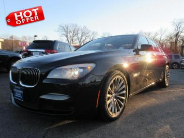 2012 BMW ALPINA B7 SEDAN 4 Door Used Car For Sale @ AuctionExport