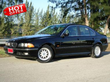 1997 bmw 528i automatic sedan 4 door car for sale at auctionexport. Black Bedroom Furniture Sets. Home Design Ideas