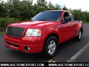 & 2006 FORD F 150 STX Truck 3 Doors Car For Sale At AuctionExport