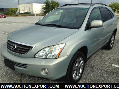 Lexus Rx Hybrid Suv Doors Car For Sale At Auctionexport