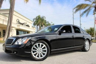 2007 MAYBACH 57 S SEDAN 4 Door