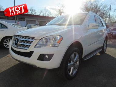 2011 MERCEDES BENZ M CLASS ML350 4MATIC SPORT UTILITY 4 Door Car For Sale  On AuctionExport