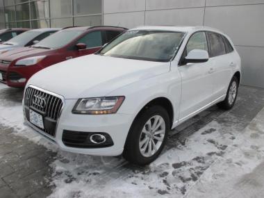 2013 Audi Q5 Mpv Car For Sale On Auctionexport