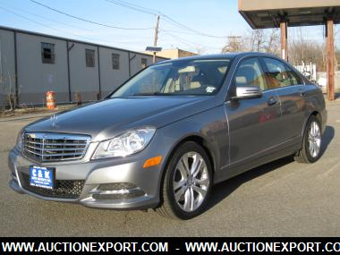 2014 MERCEDES-BENZ C300 4 MAT Sedan 4 Doors
