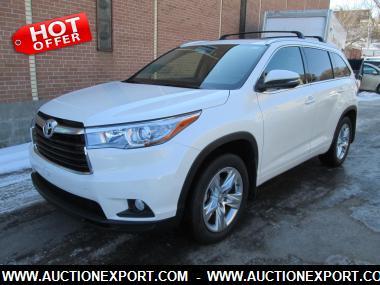 2014 Highlander For Sale >> 2014 Toyota Highlander Limited Suv 5 Doors Car For Sale At