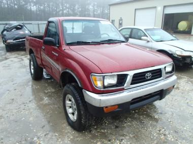 used 1995 toyota tacoma for sale at auctionexport. Black Bedroom Furniture Sets. Home Design Ideas