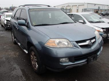 Used ACURA MDX TOURIN Car For Sale At AuctionExport - 2006 acura mdx for sale