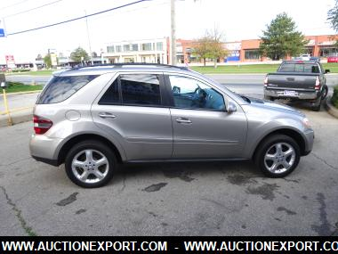 Used 2008 mercedes benz ml320 bluetec suv 4 doors car for for Mercedes benz suv 2008 for sale