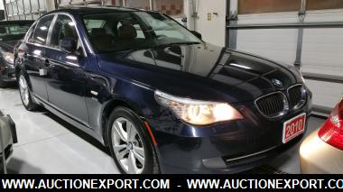 Used BMW XI Sedan Doors Car For Sale At AuctionExport - 2010 bmw 528xi