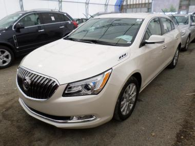 used 2014 buick lacrosse leather package sedan 4 door car for sale at auctionexport. Black Bedroom Furniture Sets. Home Design Ideas