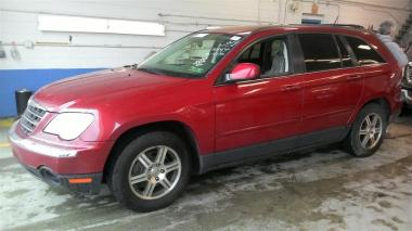 2007 chrysler pacifica touring wagon 4 door car for sale at auctionexport. Black Bedroom Furniture Sets. Home Design Ideas