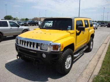 2007 HUMMER H3 SUV Wagon 4 Door Car For Sale At AuctionExport