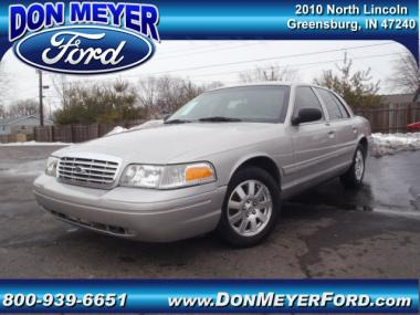 Ford Crown Victoria Lx Sport Sedan  Doors Car For Sale At Auctionexport