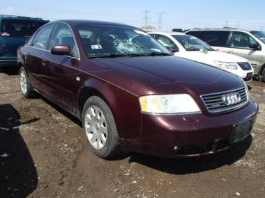 Used 1999 AUDI A6 QUATTRO Car For Sale At AuctionExport