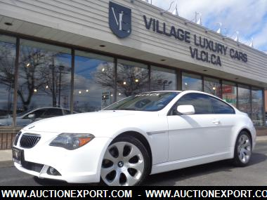 used 2005 bmw 645ci for sale at auctionexport. Black Bedroom Furniture Sets. Home Design Ideas