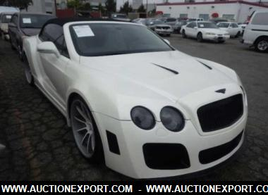 Used 2011 BENTLEY CONTINENTAL GTC SPEED CONVERTIBLE 2 Door For Sale At AuctionExport & Used 2011 BENTLEY CONTINENTAL GTC SPEED CONVERTIBLE 2 Door For Sale ...