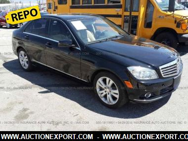 Used 2011 MERCEDES-BENZ C CLASS C300 Door 4 Door Car For