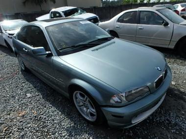 Used 2003 Bmw 330ci Car For Sale At Auctionexport