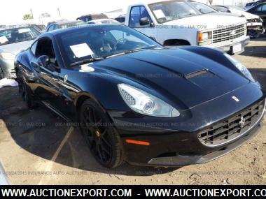Used 2010 Ferrari California D Convertible Car For Sale At Auctionexport