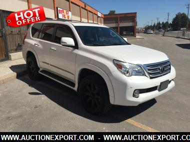 Used 2010 Lexus Gx460 Ultra Premium Suv 4 Doors Car For Sale At