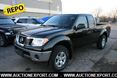 Used 2010 NISSAN FRONTIER LE/SE/NISMO Car For Sale At AuctionExport
