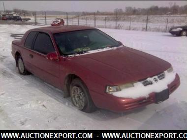 used 1994 mercury cougar xr7 sedan 2 door car for sale at auctionexport www auctionexportblog com