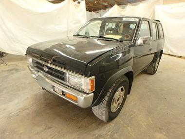 used 1994 nissan pathfinder car for sale at auctionexport. Black Bedroom Furniture Sets. Home Design Ideas
