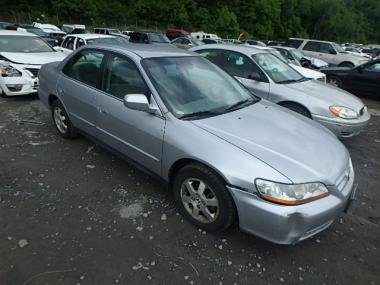 Used 2001 HONDA ACCORD LX Car For Sale At AuctionExport