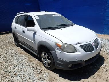 Used 2006 Pontiac Vibe Car For Sale At Auctionexport