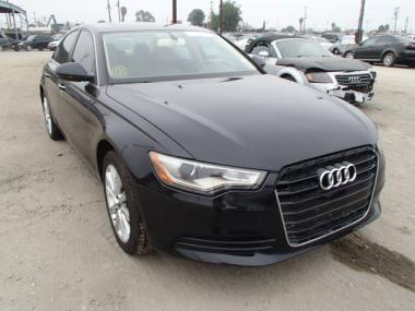 Used 2014 AUDI A6 PREMIUM Car For Sale At AuctionExport