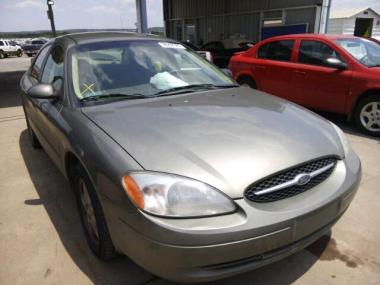 & Used 2001 FORD TAURUS SE Car For Sale At AuctionExport markmcfarlin.com