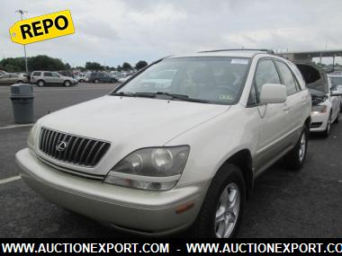 Used Lexus Rx Suv Doors Car For Sale At Auctionexport