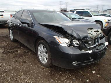 Used 2007 LEXUS ES 350 Car For Sale At AuctionExport