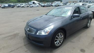 Awd Cars For Sale >> Used 2008 Infiniti G35 Awd Car For Sale At Auctionexport