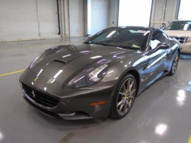 Used 2011 Ferrari California Gt Convertible Car For Sale