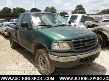 used 2000 ford f150 4 door ext cab pk car for sale at auctionexport. Black Bedroom Furniture Sets. Home Design Ideas
