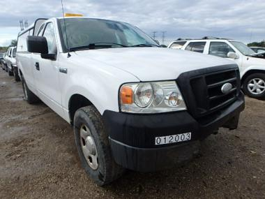& Used 2006 FORD F150 Car For Sale At AuctionExport markmcfarlin.com