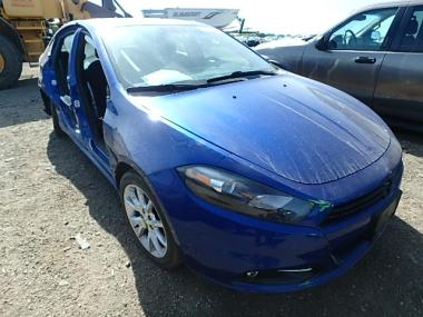 used 2013 dodge dart sxt car for sale at auctionexport. Black Bedroom Furniture Sets. Home Design Ideas