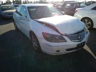 Used ACURA RL Car For Sale At AuctionExport - Acura rl 2005 for sale
