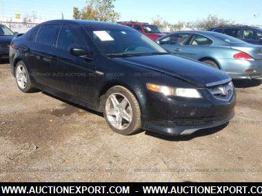 Used ACURA TL Sedan Door Car For Sale At AuctionExport - Used 2005 acura tl